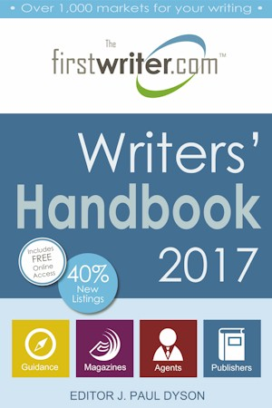 For one month only, get the Writers' Handbook for half price