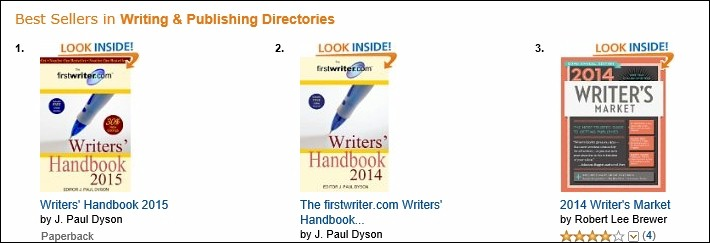 Click here to buy the Writers' Handbook 2015 from Amazon.com